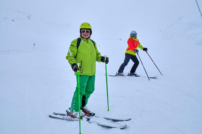 Skifreizeit 2021 Einladung