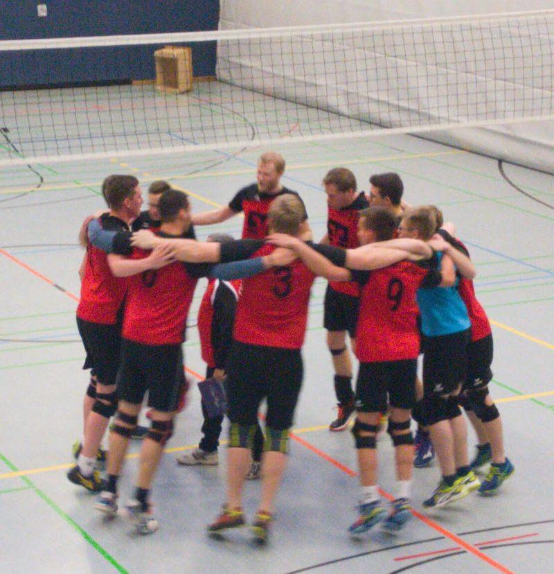 Volleyballer endlich in der Verbandsliga